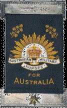 A Widow's Badge (World War 1)
